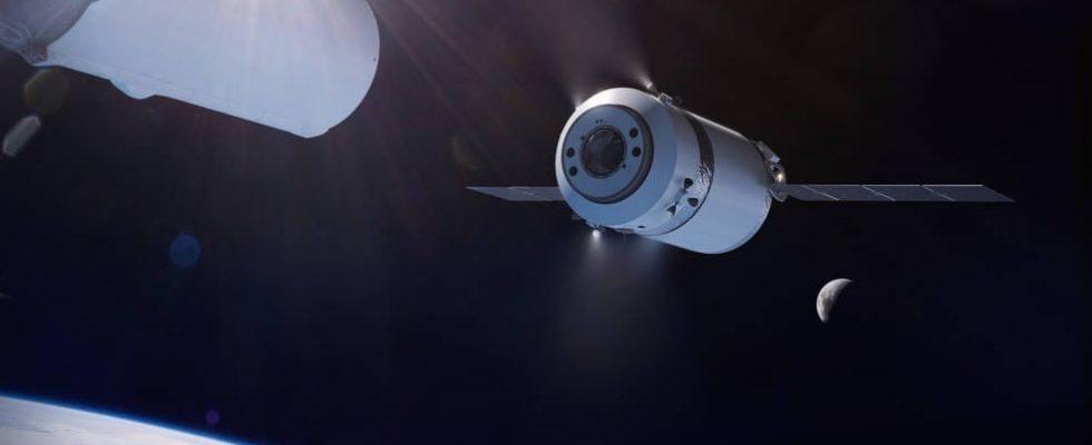 SpaceX Dragon XL