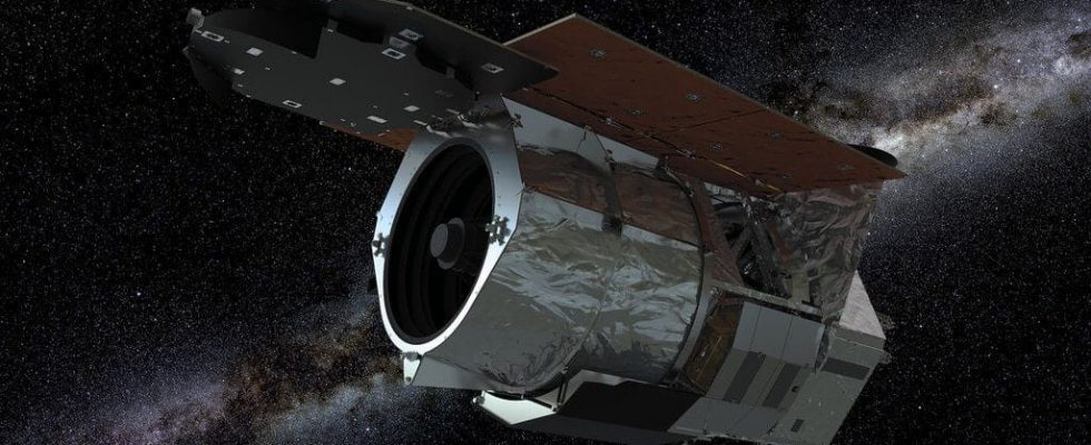 Телескоп WFIRST