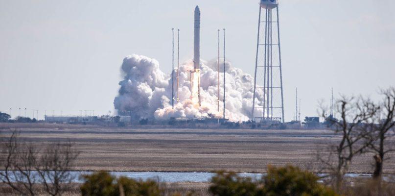 Ракета-носитель Antares