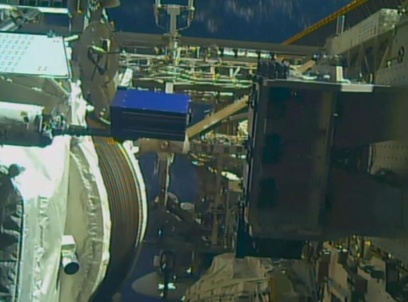 Специальная экспериментальная платформа от компании Alpha Space